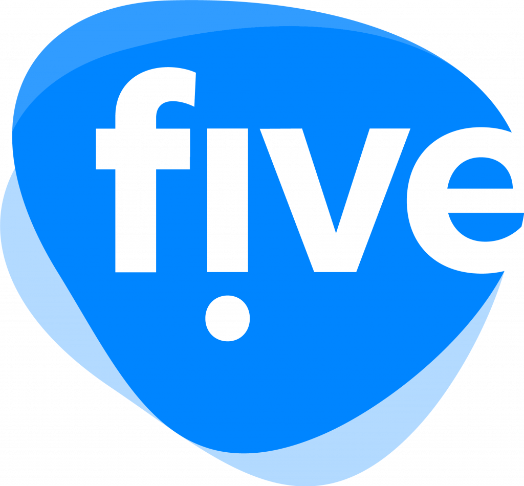 five digital - logo